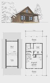 tiny cabin plans floor plans for small cottages home design inspirations