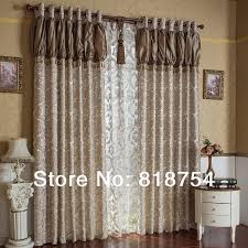 Bedroom Curtain Design Pueblosinfronterasus - Home window curtains designs