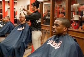 haircuts at the barbershop women african american barber shop editorial photo image of barber male young 65887601