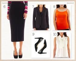 10 key pieces to wear to work u2013 jcpenney