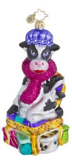 christopher radko ornaments radko animal just one 1018810