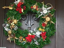 decorations for christmas christmas door decorations decoist