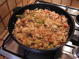 recette cuisine gourmande recette de poêlée gourmande des andes