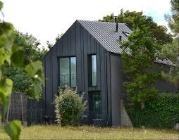single family house elzinc rainbow negro ebano