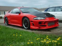 mitsubishi eclipse modified 1997 mitsubishi eclipse rs for sale