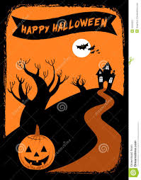 halloween haunted house background halloween haunted house background stock vector image 45502227