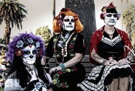Aztec Halloween Costume Alix Sloan Amy Eyrie Ancient Aztecs Creation Dead