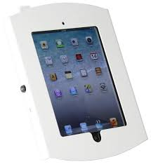 Ipad In Wall Mount Docking Station Ipad And Tablet Wall Mounts Secure Locking Enclosures