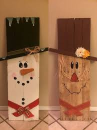 wooden snowman wooden snowman crafts aol image search results
