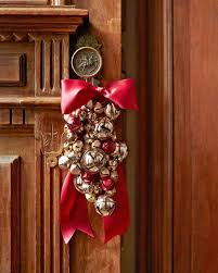 how to make a jingle bell cluster ornament martha stewart