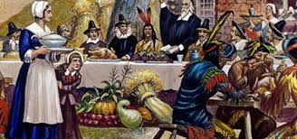 what did the pilgrims do on thanksgiving our first thanksgiving foundation for economic education