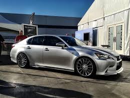 bagged ls460 lexus performance blog lexus vehicles 2012 sema show update