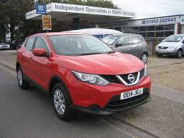 nissan dualis 2014 used 2014 nissan qashqai dci visia 5dr diesel 0 road tax for sale