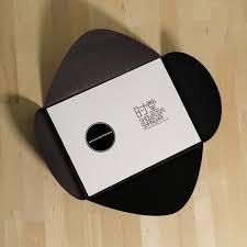Showroom Invitation Card Invitation Card Foil Stamping In Black Foremind Printing