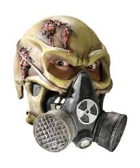 Halloween Costumes With Gas Mask by Toxic Death Mask Halloween Costume Mask