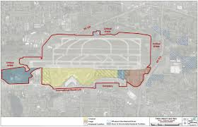 Map Of Seattle Airport by Airport Master Plan