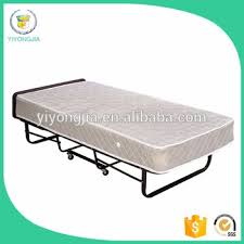 hotel extra bed folding bed hotel bed frame wrought iron