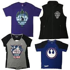 star wars light side half marathon postponed the force is strong with new products for star wars half marathon