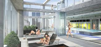 Home Interiors En Linea Bold Architecture And Free Rent At The Loop U0027s New Full Amenity