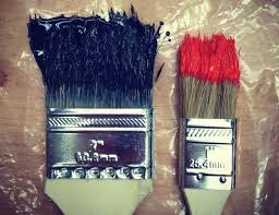 Best Painting How To Choose The Best Painting Brushes Brad The Painter