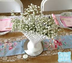 Bridal Shower Centerpieces The Blue Eyed Dove A Shabby Chic Bridal Shower Part 1 The