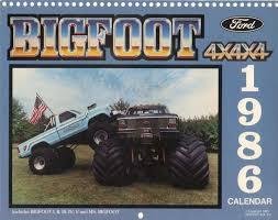 bigfoot monster truck game bigfoot viii bigfoot 4x4x4 pinterest
