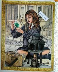 55 harry potter coloring book images coloring