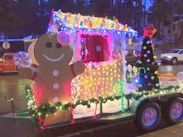 2 story christmas lights festival of lights parade dazzles on dec 2