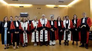 magistrat du si e et du parquet 12 nouveaux magistrats pour la cour d appel de caen