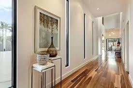 Ideas On Interior Decorating Modern Hallway Decor Idea Interior Large Design With White Color