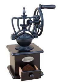Cast Iron Coffee Grinder Savannah Antique Coffee Grinder V
