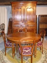 round table 6 feet in walnut louis philippe headband dinner tables