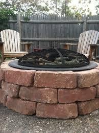 How To Make A Backyard Fire Pit Cheap - cheap outdoor fire pit fire pit ideas