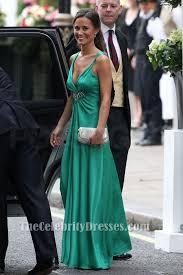 pippa middleton u0027s emerald green bridesmaid dress at the royal
