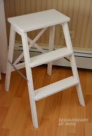 ikea step stool rroom me designdreams by anne ikea hack bekvam stepladder makeover