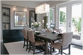 dining room trends dining room rectangular crystal chandelier dining room with