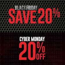 black friday cyber monday sales 20 everything