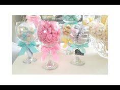 How To Make Baby Shower Centerpieces by Dollar Tree Baby Shower Decorations Are Actually Very Cute