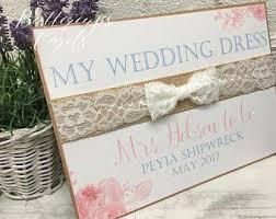 Wedding Dress Box Wedding Dress Box Etsy