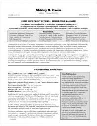 Sample Senior Executive Resume by Free Resume Templates Best Job Format Examples Inside 79 Awesome