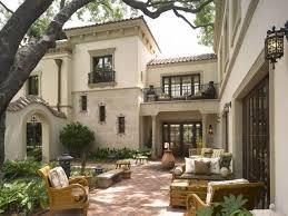 spanish courtyard designs feel home hacienda bycocoon com spanish home and inspiration