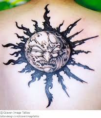 a tattoo design picture by graven image tattoo nature sun upper