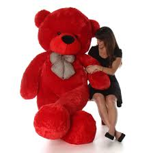 teddy valentines day 6 foot size s day teddy bitsy cuddles