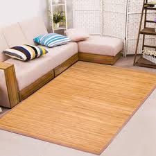 Bamboo Area Rug Venice Bamboo 6 X 9 Floor Mat Bamboo Area Rug Indoor Carpet