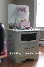 homemade play kitchen ideas 310 best ww upcycled kids kitchens dcollhouses workbenches et