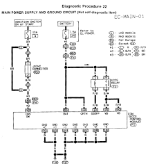 wiring diagram sr20 engine wiring diagram eccs of sr20det nissan