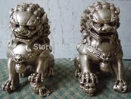 silver lion statue online get cheap silver lion sculpture statue aliexpress