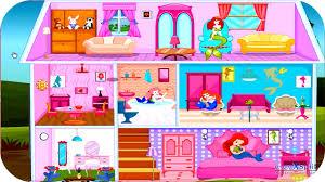 Barbie princess house decoration games House and home design