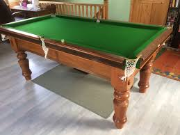 6 ft billiard table now and again i get a quality 6ft snooker table to re cover this