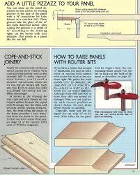 cabinet door router jig 2957 panel raising jig cabinet door construction jigs